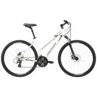 Велосипед Merida Crossway 15-MD Lady GlossyWhite(Black/Grey) 2020 S(47cm)(36585)